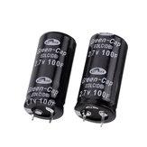 6шт супер конденсатор 2.7V 100F ультра конденсатор фарад