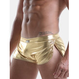 Brilhando Faux Leather Underwear Stage