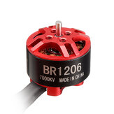 Racerstar BR1206 1206 4500KV 6000KV 7500KV 2-4S Brushless Motor for RC Drone FPV Racing