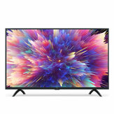 Xiaomi Mi TV 4A 32-Zoll-Sprachsteuerung DVB-T2 / C 1 GB RAM 8 GB ROM 5G WIFI Bluetooth 4.2 Android 9.0 HD Smart TV Television International Version