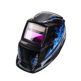 Auto escurecimento solar capacete de soldagem moagem soldador de proteção Máscara