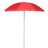 1.8 m 8 Kaburga Outdoor Plaj Şemsiye Ayarlanabilir Çelik Direkleri Bahçe Veranda Güneşlik Şemsiye