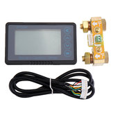TF03K 100V350A Счетчик кулоновских счетчиков Батарея Индикатор емкости Ток напряжения Дисплей TTL232 Литий-ионный литий-ионный свинец Lifepo eBike RV с эк