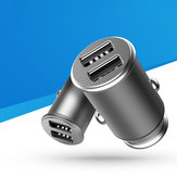 Bakeey QC2.0 30W Dual USB Fast Charging Car Charger For iPhone XS 11 Pro Huawei P30 Mi9 S10+ Note10