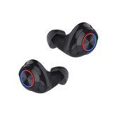 True Wireless In-ear Earbuds bluetooth 5.0 Bilateral Stereo IPX6 Waterproof Earphone Handsfree Headphone