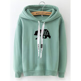 Casual Hooded Sweatshirts