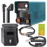 ZX7 / MMA / ARC-200 4000W IGBT 220V Mini saldatrice ARC Saldatrice LED Display Inverter a mano