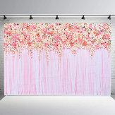 Rosa Flor Fotografia Parede Cenário Decorações de Casamento Fundo Noivado Prop Dia dos Namorados