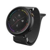 Amazfit 2用磁気ミラノステンレススチールウォッチバンドウォッチストラップの交換Amazfit Smart Watch 2