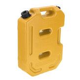 10L / 2.6 Gallon Jerry Fuel Container Olio Serbatoio benzina Ricambio di emergenza fuori strada