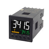 FT3415 LCD Intelligent Pid Temperature Control Meter E5CC Temperature Controller with RS485 Communication