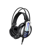 BOROFONE BO100 Over-Ear Wired Gaming Headphone Noise Cancelling Hifi Headsets With Mic for PC Computer