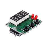 YF-14 Mini DC Deceleration Motor Forward and Reverse Speed Controller Module 3.3-12V DC Motor Control Module