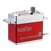 Racerstar BLS7032HV 180 ° 32KG Bezszczotkowe cyfrowe serwo dla 600/650/700 Swashplate RC Helicopter Air Car Car Robot