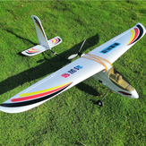 MD-1400 Envergadura de 1400 mm EPO FPV Glider Trainer RC Airplane KIT / PNP
