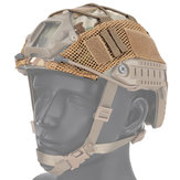 Tampa do capacete tático Airsoft Military Fast Helmet Hunting Paintball Gear Combat