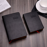 1 Stück A6 Große Verdickung Bibel Notizbuch Lederabdeckung Tagebuch Tagebuch Notizblock Büro Schule Briefpapier