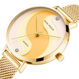 MINI FOCUS MF0291L Mode Simple Diamond Women Regarder