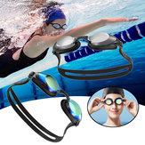 Yunmai Swimming Goggles Set HD Anti-fog Nose Stump Earplugs Silicone Swimming Glasses Set from Xiaomi Youpin