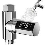 Monitor digital de chuveiro de água Termômetro