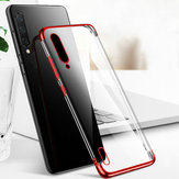 Bakeey Plating Shockproof Transparent Soft TPU Protective Case for Xiaomi Mi A3 / Xiaomi Mi CC9e 6.01 inch