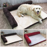 Pet Mat Soft Warm Orthopedic Pet Dog Memory Foam Bed Mat With Removable Cover S/M/L/XL