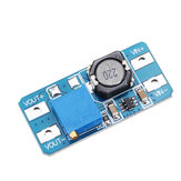 DC 2V-24V To 5V-28V 2A Step Up Boost Converter Power Supply Module Adjustable Regulator Board