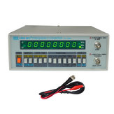TFC-1000L Frequency Meter 8 High Brightness LED Display Frequency Ranges 10Hz ~ 1 GHz Frequency Counter