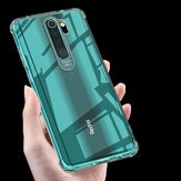 Bakeey Air Bag Shockproof Transparent Soft TPU Protective Case for Xiaomi Redmi Note 8 Pro Non-original