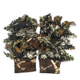 Camo Ghillie Shooting Guanti Camouflage Hide Anti Slip Stalking Airsoft Tactical Guanti