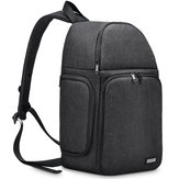 7-Layer Portable Shoulder bag Outdoor Camera Video Bag Case For Digital DSLR Slr Camera
