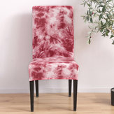 Stretch Chair Cover Tie Dyeing Spray Style Home Decorations