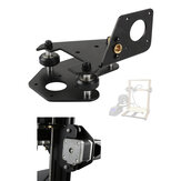 S4/S5 Left X-Axis Motor Mount Bracket Plate with Pulley & T8 Nut for CR-10 Creality 3D Printer Part