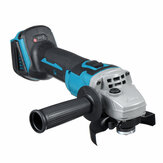 18V 800W 125mm Cordless Brushless Angle Grinder For Makita Battery Electric Grinding Machine