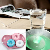Mini Portable Donuts USB Air Humidifier Portable Air Purifier Aroma Diffuser for Home Humidification Atomizer