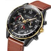 RUIMAS 574 3ATM Waterproof Luminous Display Quartz Watch