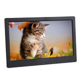10 Inch 5V 1024x600 HD IPS LCD Digital Photo Frame Audio Video Player Support SD USB MMC MS Card With Remote Control