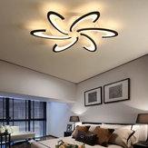 LED luz de teto moderna para sala de estar sala de jantar quarto lustres led lustre