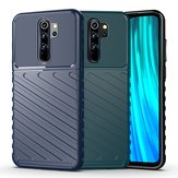 Bakeey Armor Military Protect Rugged Shockproof Anti-Fingerprint Soft TPU Protective Case for Xiaomi Redmi Note 8 PRO Non-original
