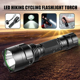 Elfeland T6 LED Flashlight Tactical Torch 5Mode Lamp Camping 18650