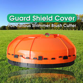Guard Shield Cover for Strimmer Brush Cutter with Connecter Grass Trimmer Head