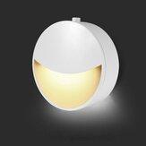 Yenilik 0.2 W LED Gece Lambası Plug-in Duvar Işık Ev Yatak Odası için Enerji Tasarrufu AC220V
