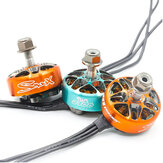 RCINPOWER SmooX 2306 Plus 1880KV 5-6S / 2280KV 2580KV 4-5S Brushless Motor for RC Drone FPV Racing