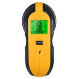 TH250 LCD Backlight Digital Detector de Parede Analisador de Pregos de Madeira de Metal Localizador de Pregos Sensor Scanner Elétrico Caixa Finder Detector de Parede
