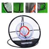 Golf Chipping Pitching Practice Net Hitting Cage Outdoor Training Aid Tools