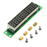 5Pcs MAX7219 Red 8 Bit Digital Tube LED Display Module Geekcreit for Arduino - products that work with official Arduino boards