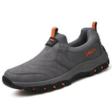 Gracosy Soft Hiking Shoes Running Shoes Breathable Non-Slip Men Health Shoes Sports Shoes