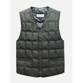 Gilet causale da uomo V Medio Evo Collo