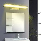 20WモダンなバスルームLED防曇ミラーフロントメイクアップウォールライト洗面所ランプ120cm