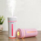 Humidificateur ultrasonique à LED USB Diffuseur purificateur Aromatherapy